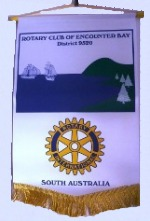 Club of Encounter Bay Banner