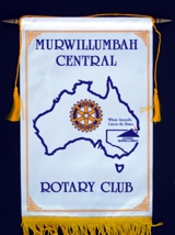 Club of Murwillumbah Central Banner